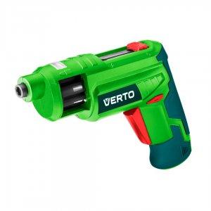 VERTO Κατσαβίδι μπαταρίας 3.6V 50G139