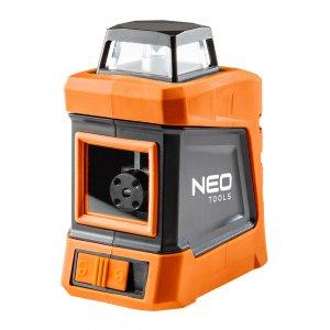 NEO TOOLS Αλφάδι laser 360° κόκκινης δέσμης 75-102