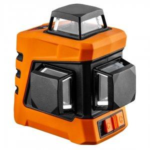NEO TOOLS Αλφάδι laser 3D κόκκινης δέσμης 75-103