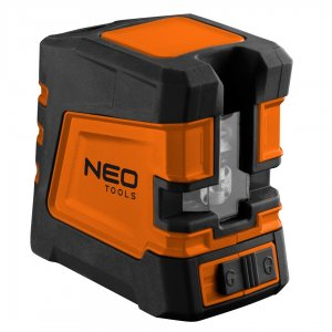 NEO TOOLS Αλφάδι laser γραμμικό πράσινης δέσμης 75-107