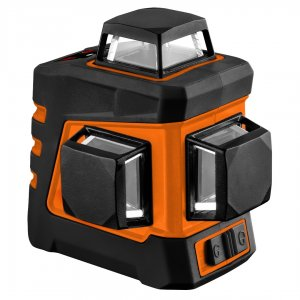 NEO TOOLS Αλφάδι laser 3D πράσινης δέσμης 75-108