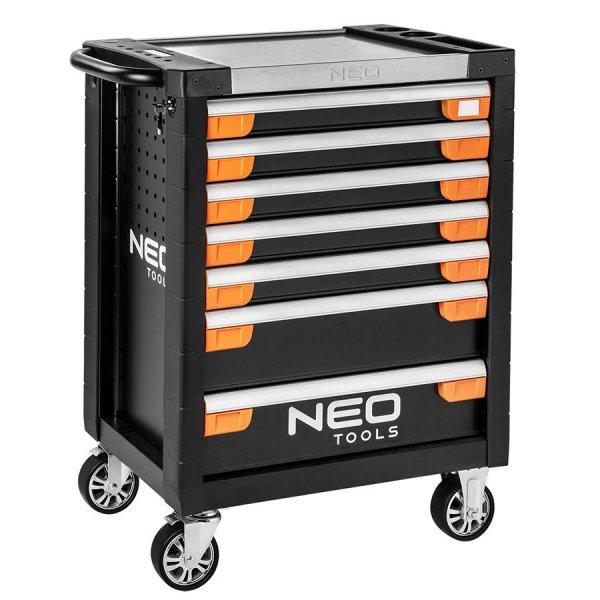 NEO TOOLS Εργαλειοφορέας τροχήλατος PREMIUM 7 συρταριών 84-220