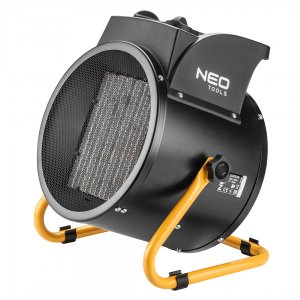 NEO TOOLS Αερόθερμο κεραμικό 5000W τριφασικό 90-064
