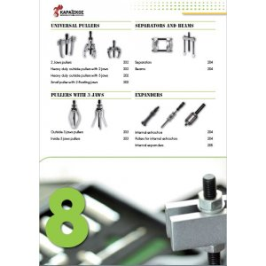 FASANO Tools (Εξωλκείς)