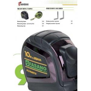 FASANO Tools (Μέτρηση  Χάραξη)