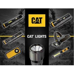CAT® LIGHTS (Φακοί Εργασίας LED)