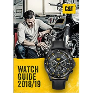 CAT® WATCHES (Ρολόγια)