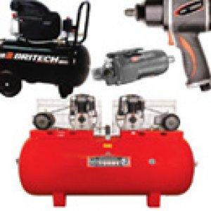 Εργαλεία & Μηχανήματα Πεπιεσμένου Αέρα-Αεροσυμπιεστές,Αερόκλειδα,Αεροκαστάνιες,Πιστόλια,Σωλήνες,Τροχοί