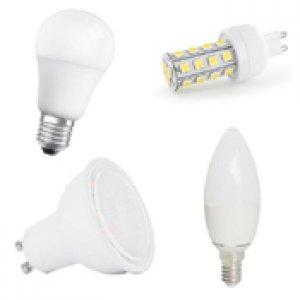 Φωτισμός LED, Λαμπτήρες Φωτισμού LED