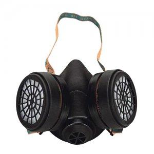 ARIETE 142/755A1 Μάσκα προστασίας αναπνοής διπλού φίλτρου με φίλτρα Α1 Ατομική Προστασία