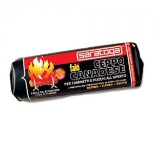 Kούτσουρο 1,1 kg Ceppo Canadese Saratoga Θέρμανση