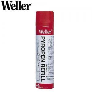 Weller RBTS Φιάλη βουτανίου για κολλητήρια αερίου 75ml. Αναλώσιμα - Ανταλλακτικά Ηλεκτρονικής