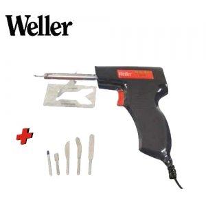 Weller TB100EU Πιστόλι 130W για κόλληση - κόψιμο - μορφοποίηση Κολλητήρια - Μονάδες Συγκόλησης