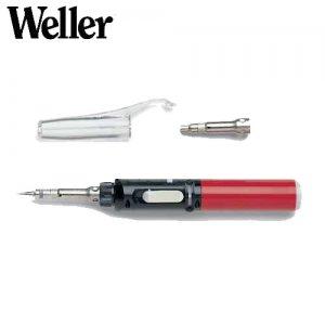 "Weller WP1 Κολλητήρι αερίου με ""ανάφλεξη"" & ρύθμιση θερμοκρασίας Κολλητήρια - Μονάδες Συγκόλησης"