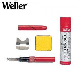 Weller WP2 Κολλητήρι αερίου με ρύθμιση θερμοκρασίας Κολλητήρια - Μονάδες Συγκόλησης