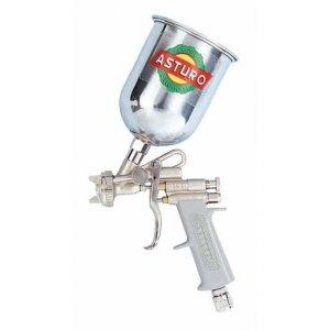 Πιστόλια βαφής άνω δοχείο 1000 cc ASTURO Ιταλίας Πιστόλια Βαβής