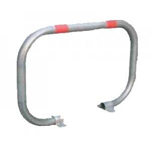 Αρθρωτή μπάρα τύπου C με 2 πόδια HSC2L Μπάρες Στάθμευσης