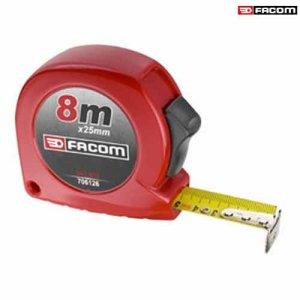 Μέτρο-ρολό 8 m x 25 mm 893.825 FACOM Προϊόντα STOCK