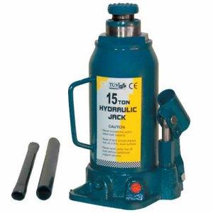 Γρύλος μπουκάλα υδραυλικός 15 Ton DUROLIFT