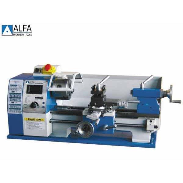 Τόρνος μηχανουργικός 300x180mm 230V AL 300 ALFA Τόρνοι