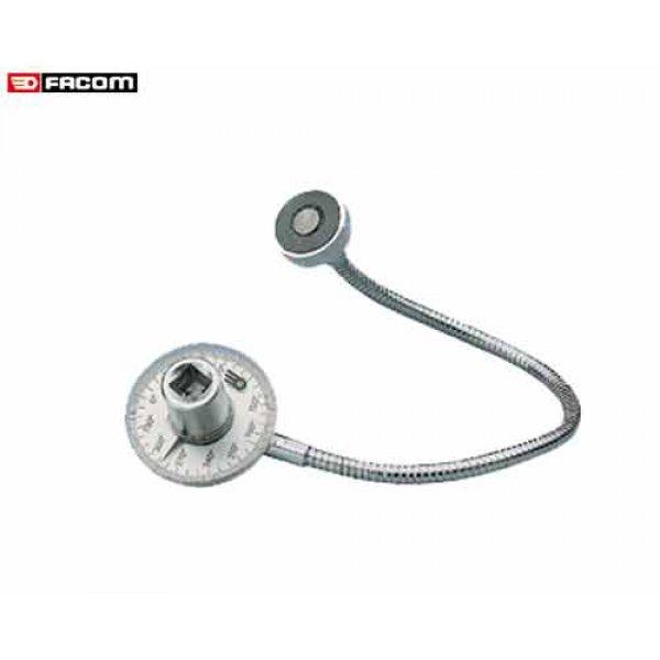 """Κλειδί γωνιακού σφιξίματος (μοιρόμετρο) 1/2"""" DM.360 FACOM Κινητήρας"""