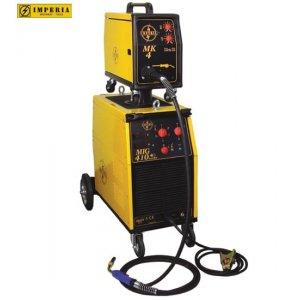 Ηλεκτροσυγκόλληση σύρματος (MIG) 19 KVA 400 V MIG 410 IMPERIA Argon