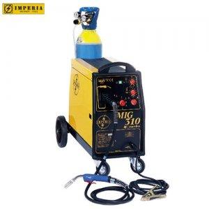Ηλεκτροσυγκόλληση σύρματος (MIG) 7,9 KVA 400 V MIG 310 IMPERIA Argon