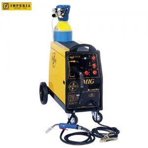 Ηλεκτροσυγκόλληση σύρματος (MIG) 6,5 KVA 400 V MIG 280 IMPERIA Argon