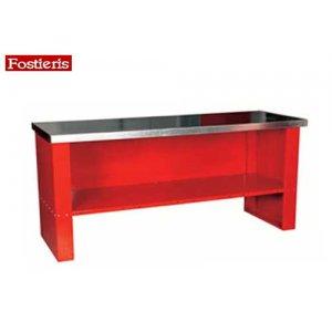 Πάγκος εργασίας 2 m κόκκινος 601 FOSTIERIS Πάγκοι & Ταμπλό