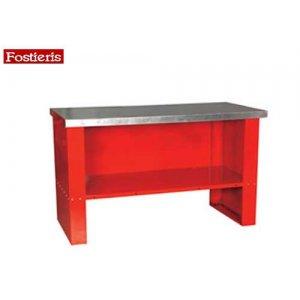 Πάγκος εργασίας 1,5 m κόκκινος 601A FOSTIERIS Πάγκοι & Ταμπλό