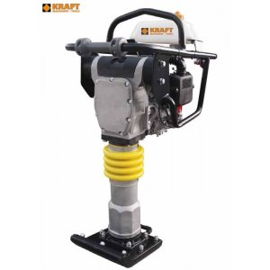 Συμπιεστής εδάφους βενζίνης 2,8 Hp κινητήρα HONDA CT-60P-2A KRAFT Δονητικά - Λειαντικά