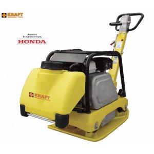 Συμπιεστής χώματος-ασφάλτου 6,5 Hp κινητήρα HONDA KPC160H KRAFT Δονητικά - Λειαντικά