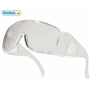 Γυαλιά προστασίας άχρωμα Piton Clear VENITEX Ατομική Προστασία
