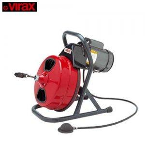 Αποφρακτήρας ηλεκτρικός χειρός 22,5m VAL80 291200 VIRAX Υδραυλικά