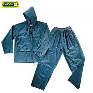 """Αδιάβροχα σύνολα """"σακάκι-παντελόνι"""" μπλέ σειράς 400 PANOPLY Ένδυση - Υπόδηση"""