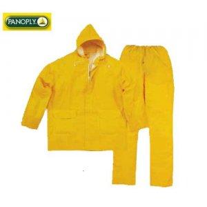 """Αδιάβροχα σύνολα """"σακάκι-παντελόνι"""" κίτρινα σειράς 304 PANOPLY Ένδυση - Υπόδηση"""