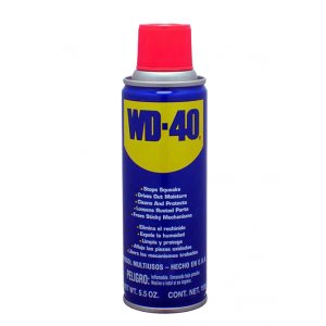WD-40 Αντισκωριακό - Λιπαντικό σπρέυ 400ml Καθαριστικά - Λιπαντικά