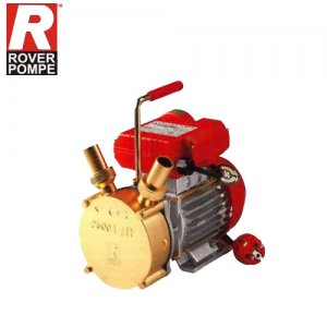Αντλία μεταγγίσεως μπρούτζινη 0,5 Hp BE-M 20 Rover Ιταλίας Αντλίες Ηλεκτρικές