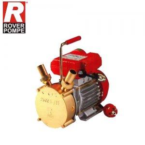 Αντλία μεταγγίσεως μπρούτζινη 0,6 Hp BE-M 25 Rover Ιταλίας Αντλίες Ηλεκτρικές