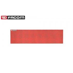 Πανώ κάθετης τακτοποίησης κόκκκινο PK.4 FACOM