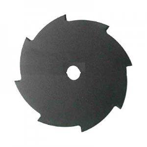 Μεταλλικός δίσκος 8 δοντιών 255x1,4mm (ΑΤΣΑΛΙ SKS-5) Εξαρτήματα Για Θαμνοκοπτικά
