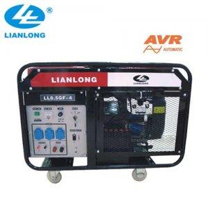 Γεννήτρια βενζίνης 10 KVA με μίζα (230V) LL 8,5GF LIAN LONG Γεννήτριες