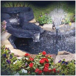Λίμνη κήπου 550 lt. Happy pond 4 SICCE Αντλίες Υποβρύχιες