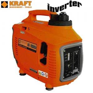 Γεννήτρια βενζίνης inverter 1,8 KVA βαλιτσάκι KG 1800 Si KRAFT Γεννήτριες