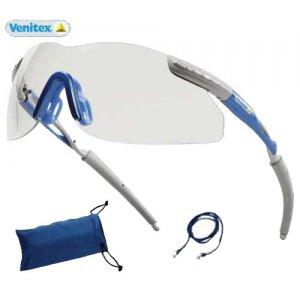 Γυαλιά προστασίας άχρωμα  THUNDER CLEAR VENITEX Ατομική Προστασία