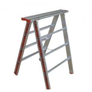 Καβαλέτο αλουμινίου 100 cm με 3 σκαλοπάτια PROFAL Καβαλέτα
