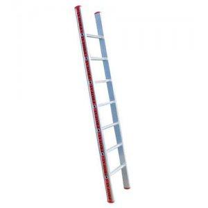 Σκάλα αλουμινίου μονή 17 σκαλιά PROFAL 800117