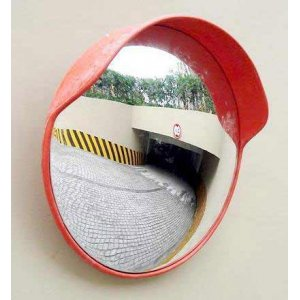 Καθρέπτης ασφαλείας εξωτερικού χώρου με διάμετρο 80 cm Καθρέπτες Ασφαλείας