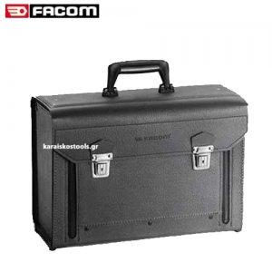 Βαλίτσα εργαλείων δερμάτινη BV.7A FACOM Βαλίτσες Εργαλείων Χειρός