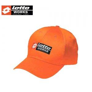 Καπέλο πορτοκαλί LOTTO Works Cap Works Ατομική Προστασία